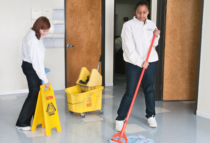 Commercial Cleaning Services Cedar Rapids - Iowa City
