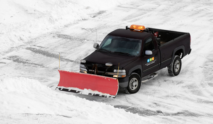 Commercial Snow Removal Cedar Rapids