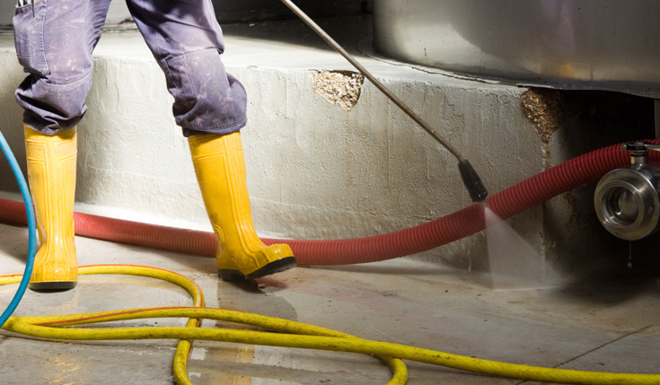 Industrial Cleaning Services Cedar Rapids - Iowa City