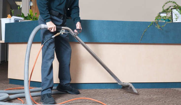 Medical Building Cleaning Services