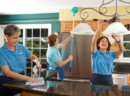 Residential House Cleaning Services